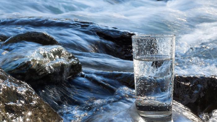 Wasser - Stilles Wasser